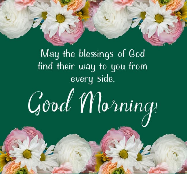 Short Good Morning Prayer Messages And Quotes