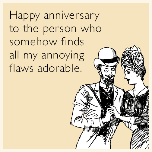 happy anniversary meme for wife