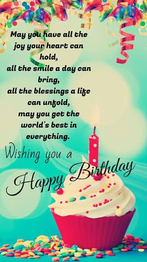 Happy Birthday Day Quotes