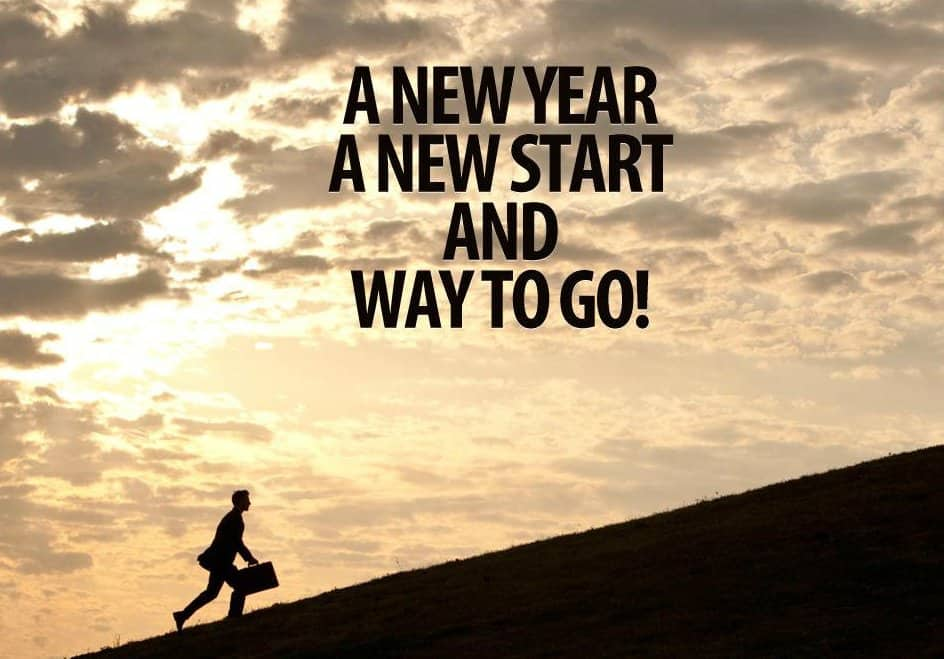 Motivational New Year wishes