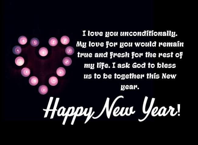 Happy New Year Wishes
