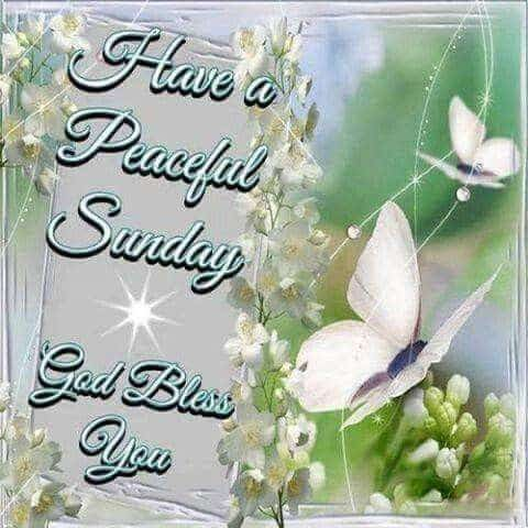 Happy Sunday blessings images