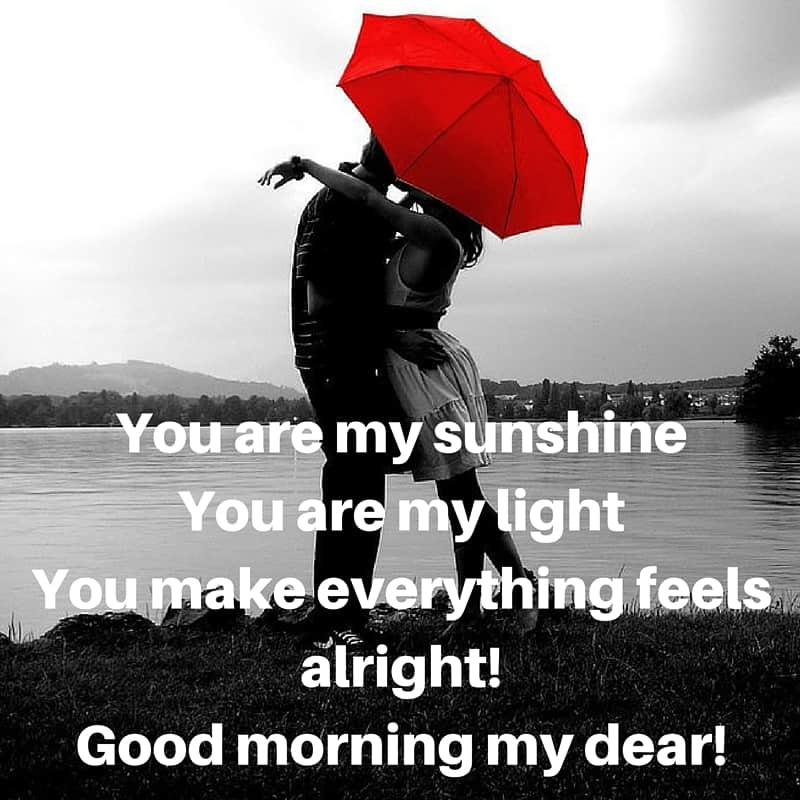 glamorous good morning quotes for her