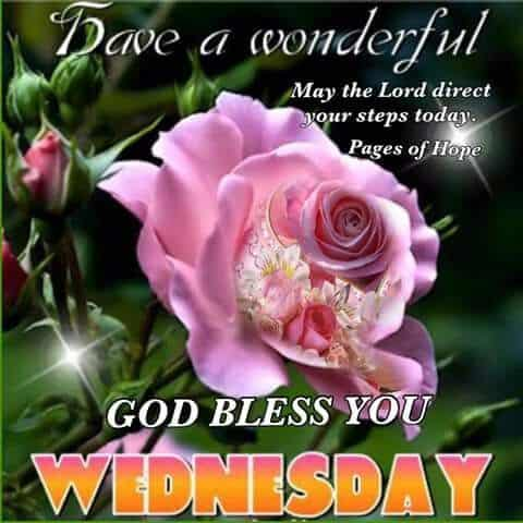 Powerful Wednesday Blessings