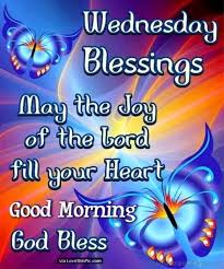 Wednesday Blessing Quotes