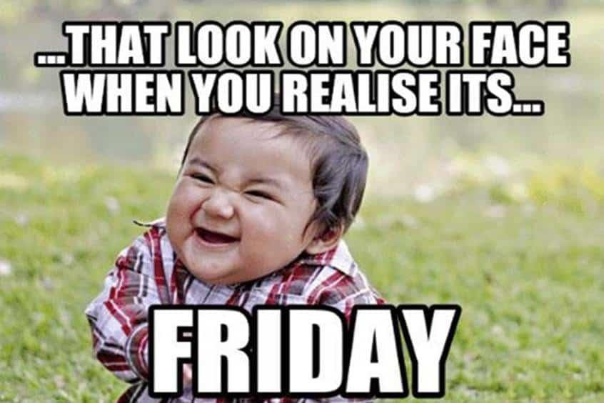 Friday memes funny